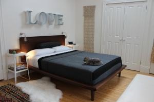 master bedroom after